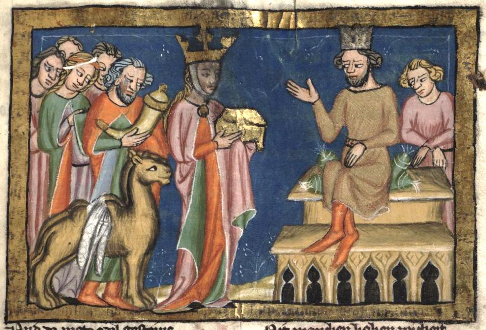Die Ratschläge des Königs Salomo